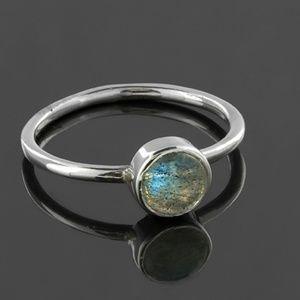 Jewelry - Silver Labradorite Ring